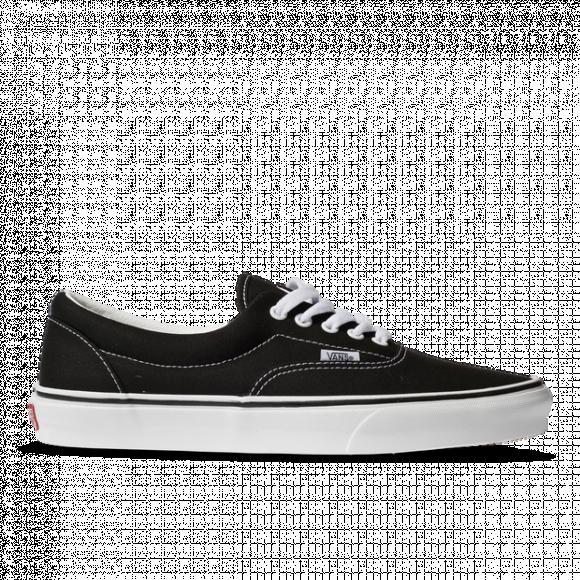 Boys Vans Vans Era - Boys' Grade School Shoe Black/White Size 07.0 - VN000EWZBLK