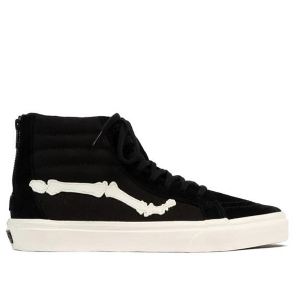 Vans Blends x Sk8-Hi Reissue Zip LX 'Black Marshmallow' Black/Marshmallow Sneakers/Shoes VN000ZSJSZP - VN000ZSJSZP