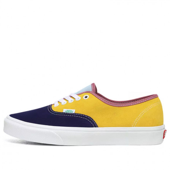 Vans Authentic 'Sunshine Multi' Multi/True White Sneakers/Shoes VN0A2Z5IWNY - VN0A2Z5IWNY