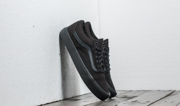 Vans Old Skool Lite (Canvas) Black/ Black - VN0A2Z5W186