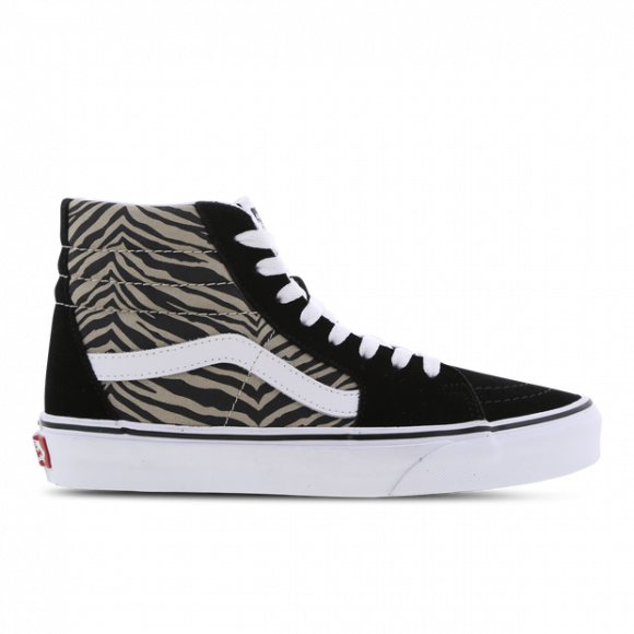Vans  SK8-HI  women's Shoes (High-top Trainers) in Black - VN0A32QG9XB1