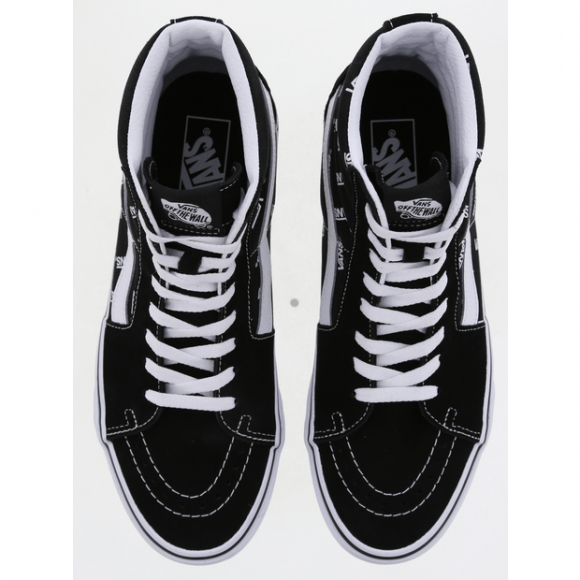 Vans  SK8-HI  women's Shoes (High-top Trainers) in Black - VN0A32QGQW71