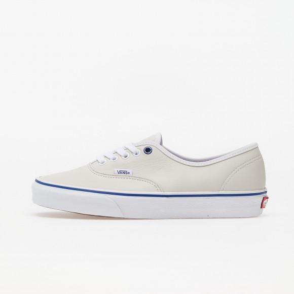 vans blanche cuir