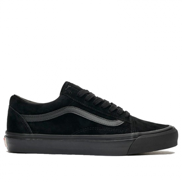 Vans OG Old Skool LX (Leather Suede) Black VN0A36C869E