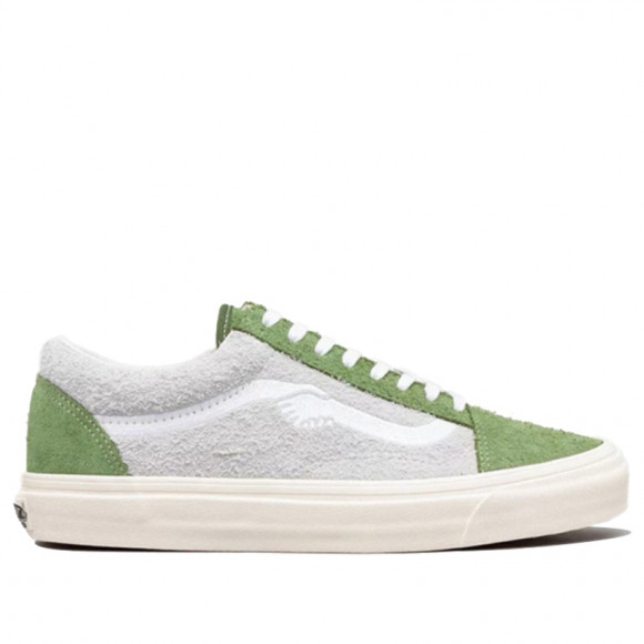 Vans Notre x Old Skool LX '5x5' Grey/Green Sneakers/Shoes VN0A36C8SO8 - VN0A36C8SO8