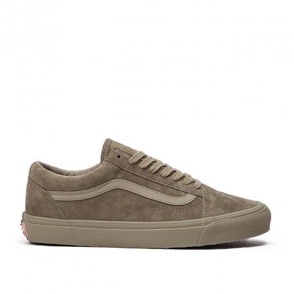 Vans OG Old Skool LX ''Leather / Suede'' (Taupe) - VN0A36C8UN61