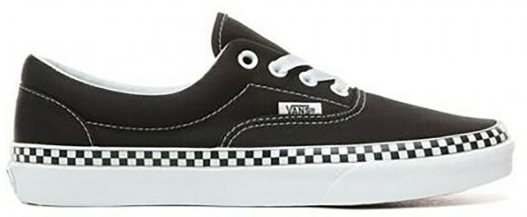 Vans Era (Check Foxing) Black/ True White - VN0A38FRVOS1