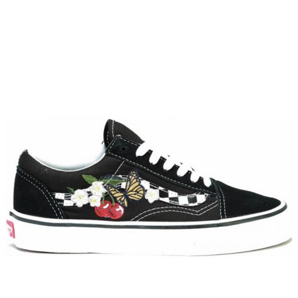 Vans Old Skool 'Checker Floral' Black VN0A38G1I5Z - VN0A38G1I5Z