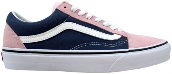 Vans Old Skool 'Pink Chalk' Chalk Pink/Vintage Indigo Sneakers/Shoes VN0A38G1R1S - VN0A38G1R1S