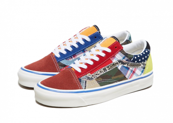 Vans Old Skool size? Factory Floor - VN0A38G22BF
