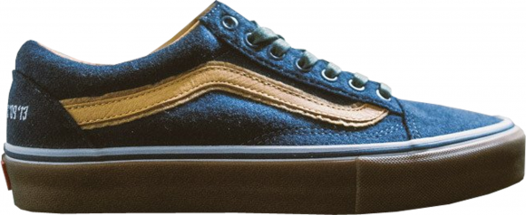 Vans Old Skool Sole Classics Lucky 13 (Blue) - VN0A38G6NUG