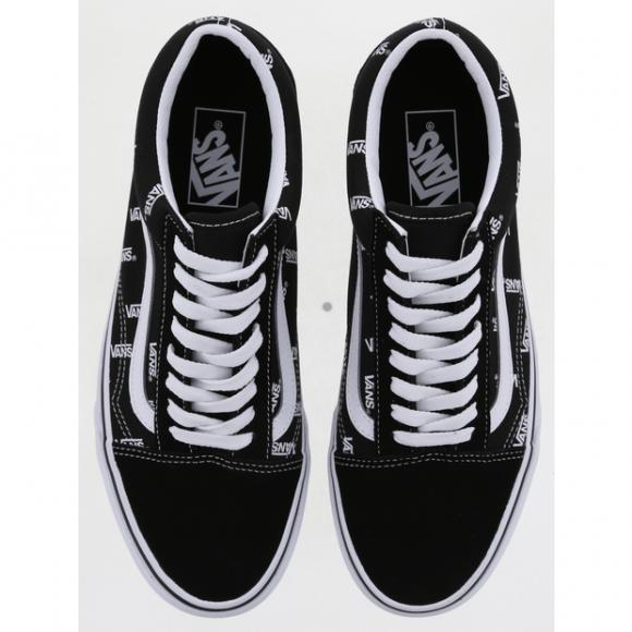 Vans  OLD SKOOL  women's Shoes (Trainers) in Black - VN0A3WKTQW71