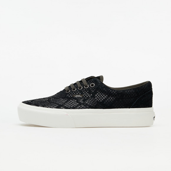 Vans Era Platform (Animal) Emboss/ Black