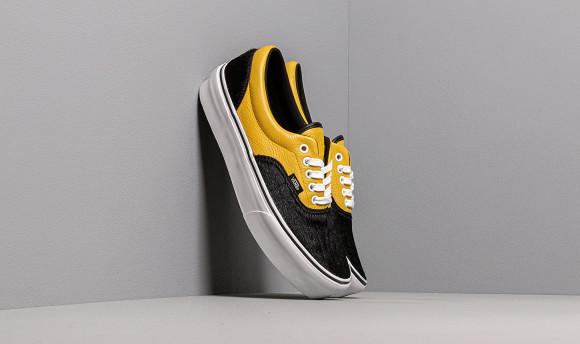 Vans Era Platform (Python) Black/ Yellow - VN0A3WLUVYE1