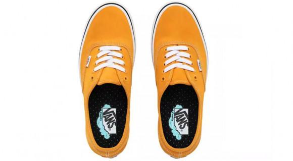 Vans ComfyCush Authentic 'Cadmium Yellow' Cadmium Yellow/True White Sneakers/Shoes VN0A3WM7TE3 - VN0A3WM7TE3