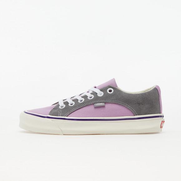 Vans OG Lampin LX (Suede/ Canvas) Grey/ Purple - VN0A45J64NB1