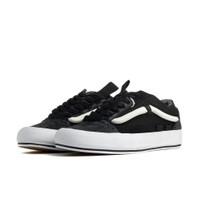 Vans Old Skool Cap LX (Regrind) Black/ True White - VN0A45K1VRV1