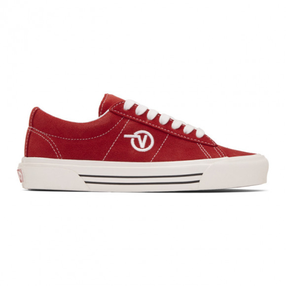 Vans Red Anaheim Factory Sid DX Sneakers - VN0A4BTXVTM