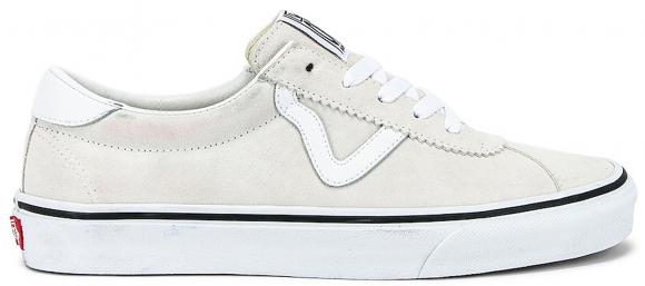 VANS Chaussures En Daim Vans Sport ((suede) White) Femme Blanc