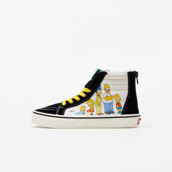 Vans Sk8-Hi Zip (The Simpsons) 1987-2020 - VN0A4BUX17E1