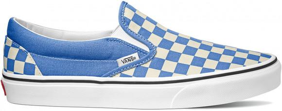 Vans Classic Slip-On Checkerboard Ultramarine - VN0A4BV3TB6