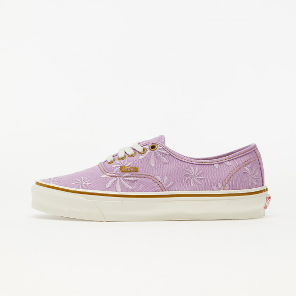 Vans OG Authentic LX (Canvas/ Embroidery) Purple - VN0A4BV94IJ1