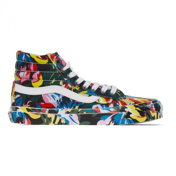 Kenzo Multicolor Vans Edition OG Sk8-Hi LX Sneakers - VN0A4BVB02H