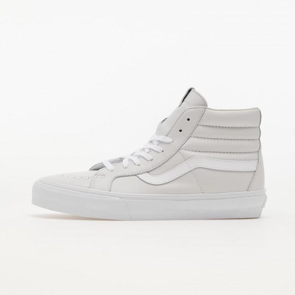 Vans Sk8-Hi Reissue VL (Dream Leather) True White - VN0A4BVH9HA1