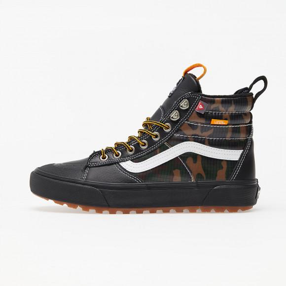 VANS Sk8-hi Mte 2.0 Dx Shoes ((mte) Black/camo) Women Black, Size 11 - VN0A4P3I2TI1