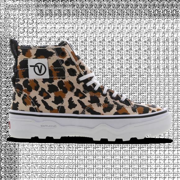 VANS Leopard Sentry Wc Shoes ((leopard) Shifting Sand/true White ...