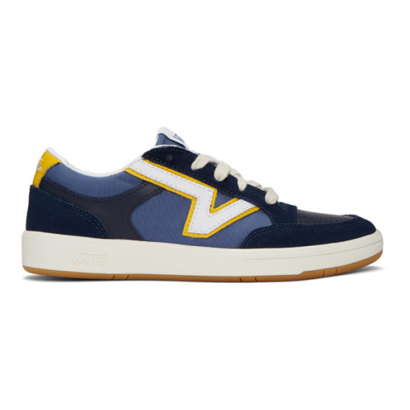 Vans Lowland CC Serio Collection Navy - VN0A4TZY06L