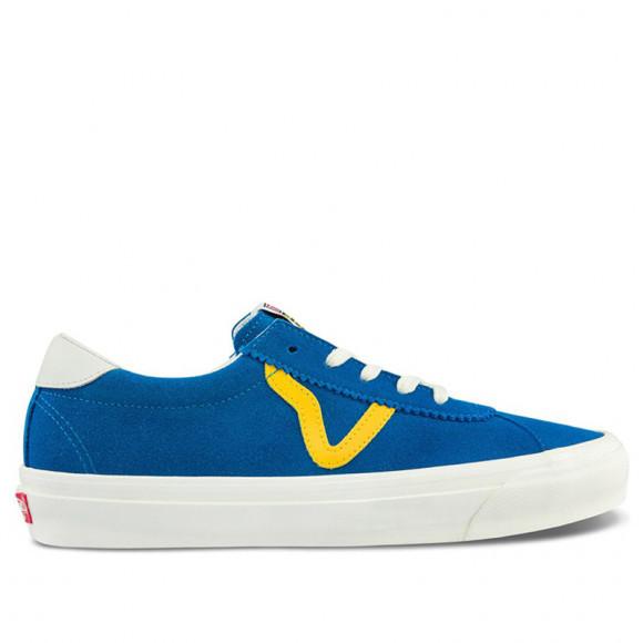 Vans OG Epoch LX 'Mykonos Blue' Mykonos Blue/Lemon Chrome Sneakers/Shoes VN0A4U122SU - VN0A4U122SU
