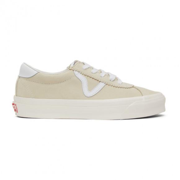 Vans Beige Suede OG Epoch LX Sneakers - VN0A4U124L4