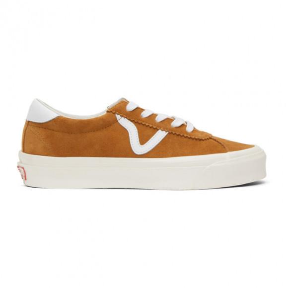 Vans Orange Suede OG Epoch LX Sneakers - VN0A4U124L5