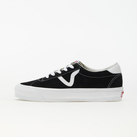 Vans Vault OG Epoch LX (Suede) Black/ True White - VN0A4U12AD31