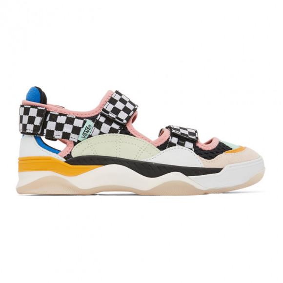 Vans Multicolor Varix Checkboard Sneakers - VN0A4U1NXWA