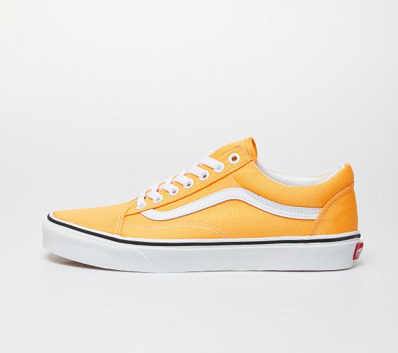 Vans Old Skool (Neon) Blazing Orange/ True White - VN0A4U3BWT41