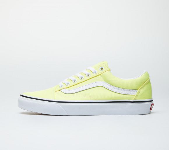 Vans Old Skool (Neon) Lemon Tonic/ True White - VN0A4U3BWT71