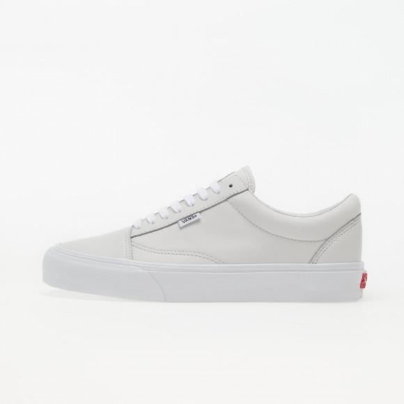 Vans Old Skool NS VLT LX (Leather) True White - VN0A4UVQL3H1