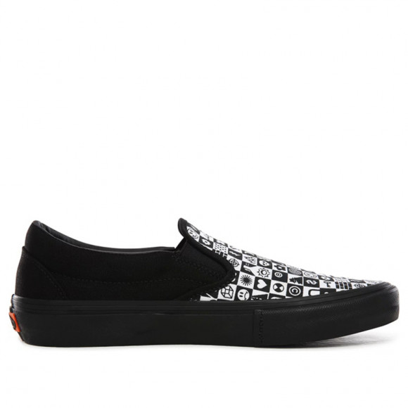 Cult x Vans SlipOn Pro Sneakers/Shoes VN0A4VHU2MH - VN0A4VHU2MH