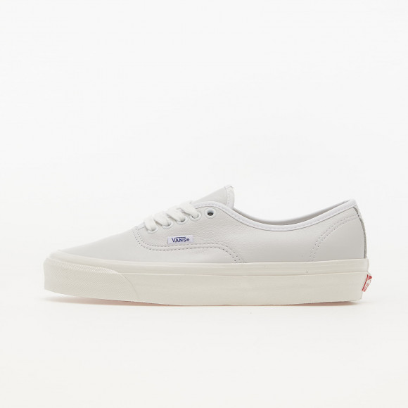 Vans Authentic 44 DX (Anaheim Factory) White/ Leather - VN0A54F21041