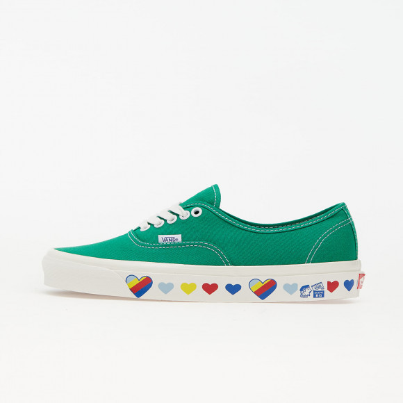 Vans Authentic 44 DX (Anaheim Factory) Og Emerald/ Hearts - VN0A54F241I1
