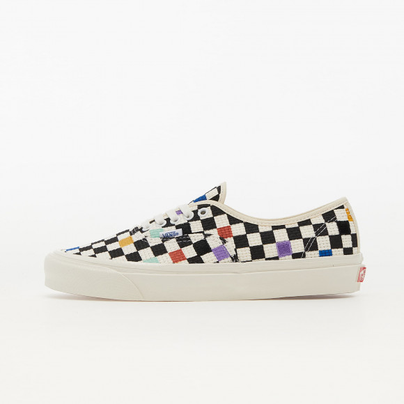 Vans Authentic 44 DX (Anaheim Factory) Needlepoint/ Checkerboard - VN0A54F29GL1