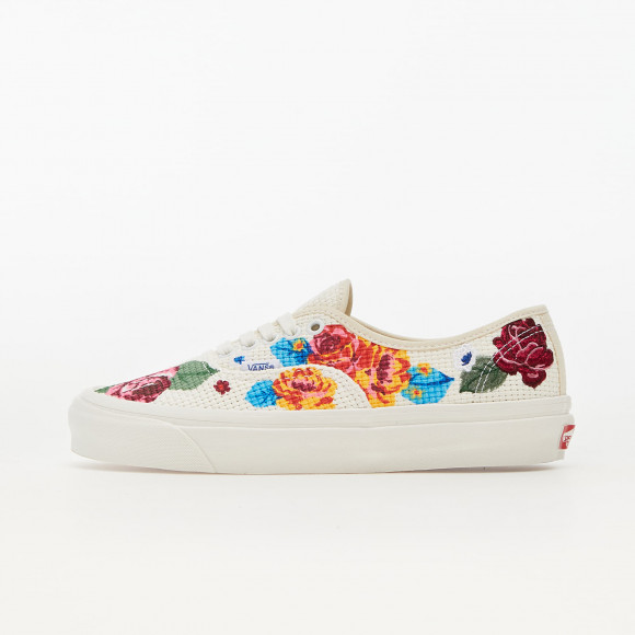 Vans Authentic 44 DX (Anaheim Factory) Needlepoint/ Floral - VN0A54F29GM1