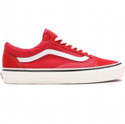 vans femme old skool rouge