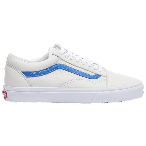 Vans Old Skool - Men's Skate/BMX Shoes - True White / Victoria ...