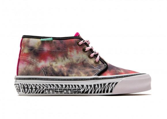 Vans UA OG Chukka Boot LX Aries Tie Dye Black Pink - VN0A5FBVYZC1