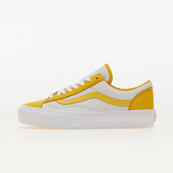 Vans Vault Style 36 LX (Leather) Freesia/ True White - VN0A5FC3A1J1