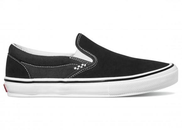 Vans Skate Slip-On Black White - VN0A5FCAY281