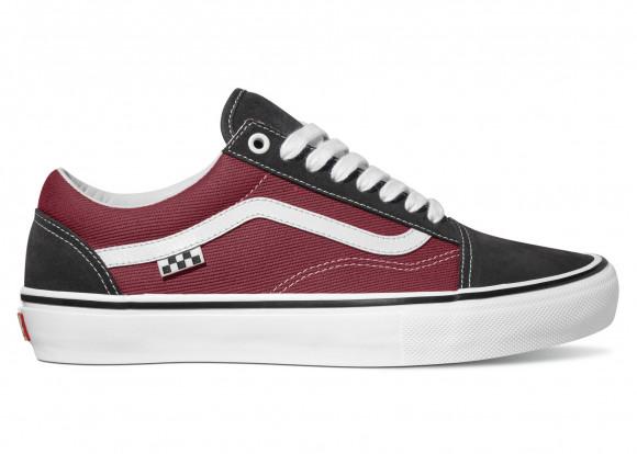 Vans Skate Old Skool Asphalt Pomegranate - VN0A5FCB2491
